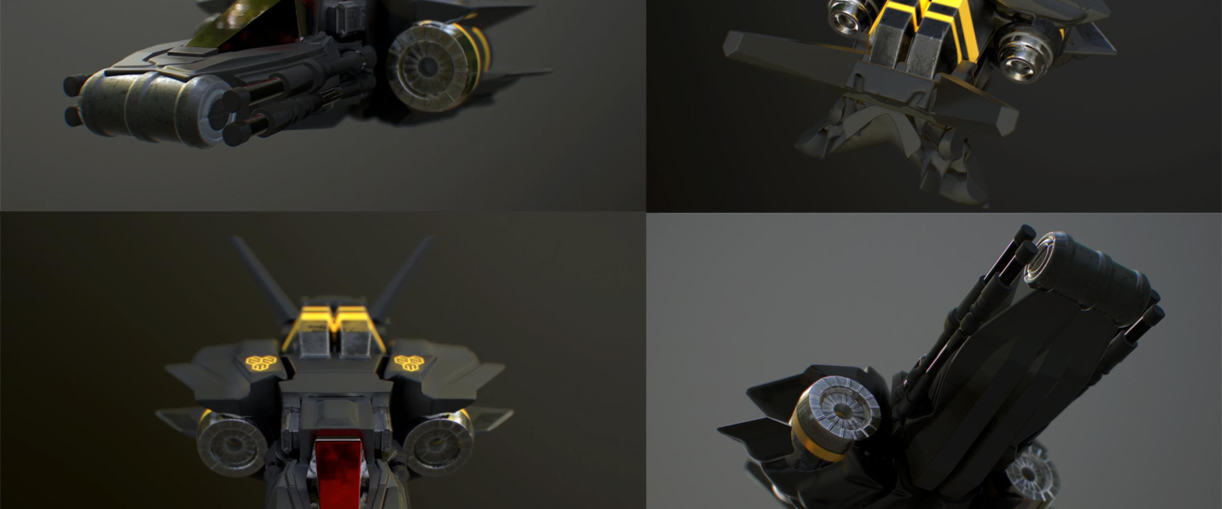 Hardsurface Sculpting | Learn Squared